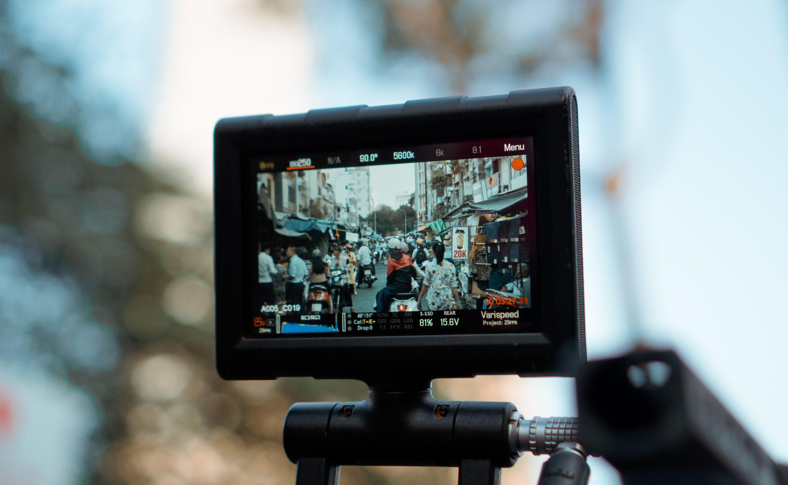 camera aspect ratio