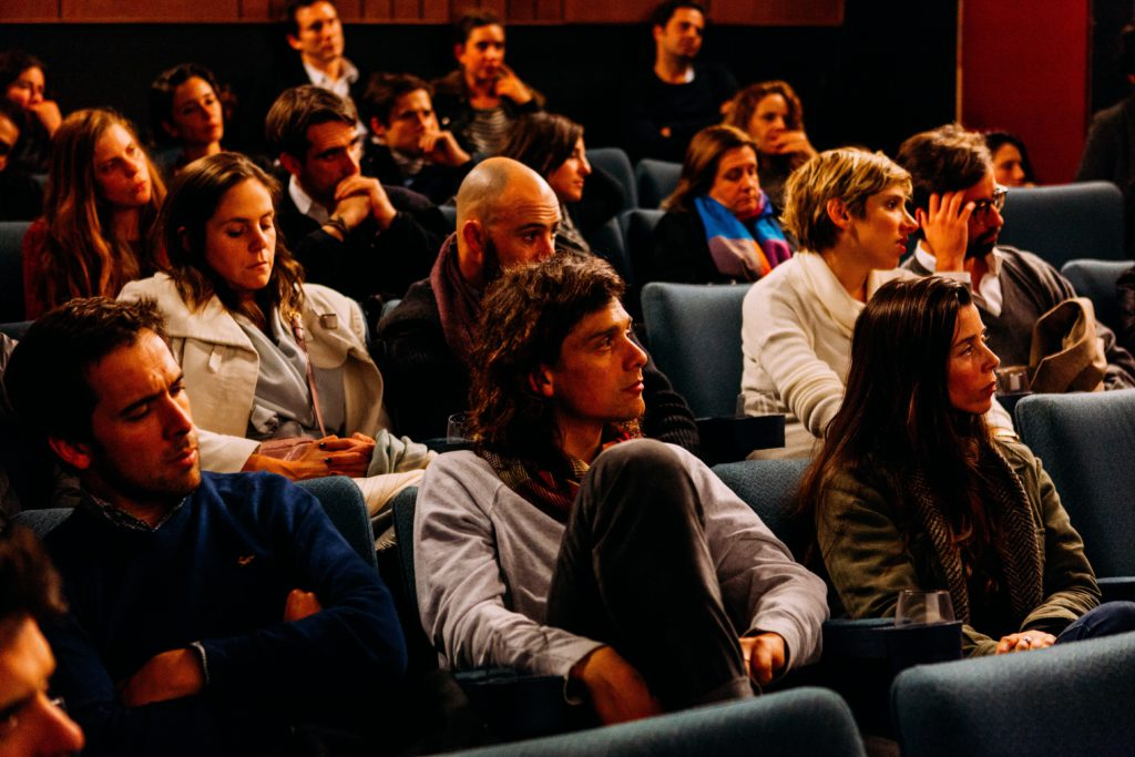 capturing audience attention